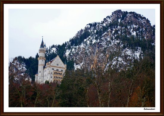 Castillo de Neuschwanstein: One of the most romantic places I have ever seen,