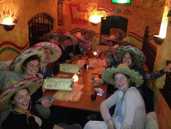 Pedro's Mexican Cantina: More parties