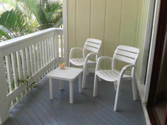 Fantasy Island Beach Resort: Balcony
