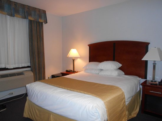 Quality Inn Long Island City : Room overview
