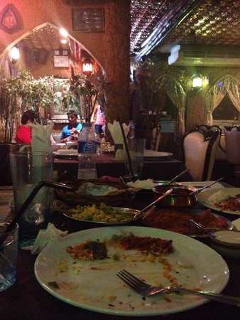 Alibaba Tandoori & Curry Restaurant: Nice food
