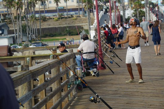 Bait and tackle oakley ca hours louisiana bucket brigade for Oceanside pier fishing reports