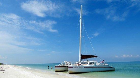 Sweet Liberty Catamaran Sailing & Boat Tours: 3 hours Key Island morning excursion