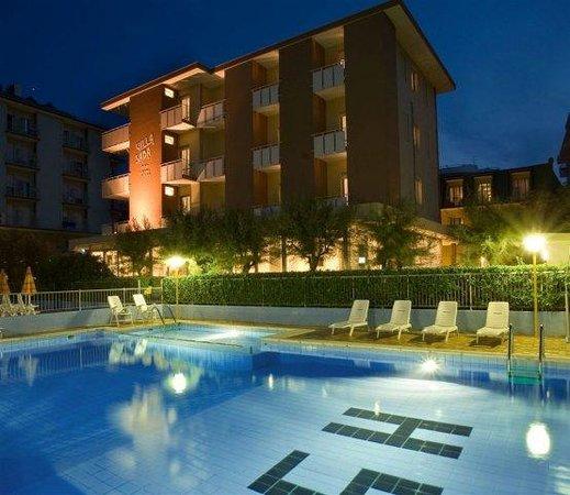 Hotel Villa Saba: Villa Saba Bellaria - Esterno