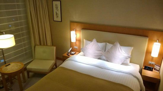 Hotel Associa Shin-Yokohama: Double room
