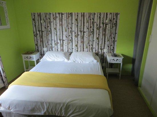Hotel Azur : Bedroom