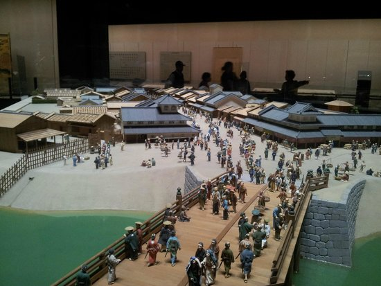 Vida Diaria En Maqueta Bild Von Edo Tokyo Museum Sumida Tripadvisor