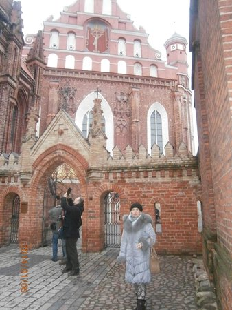 Vilnius Old Town: Веет историей в городе
