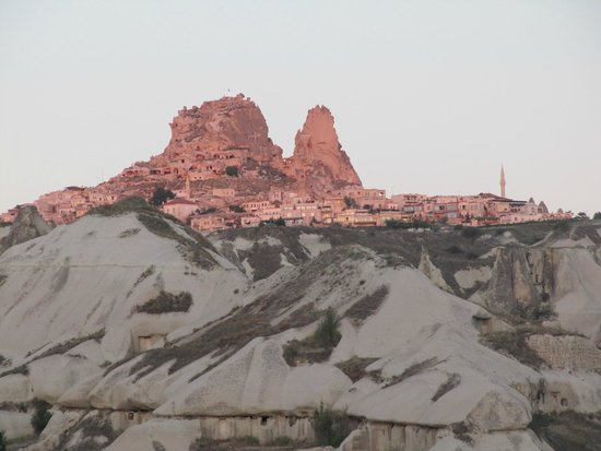 SOS Cave Hotel : Uchisar
