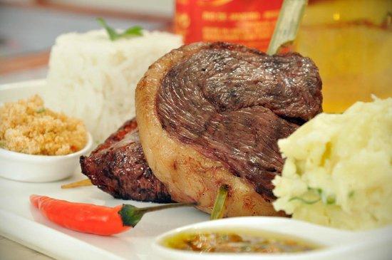 Taste of Brazil - Cozinha Brasileira: Picanha - Famous Brazilian steak beef