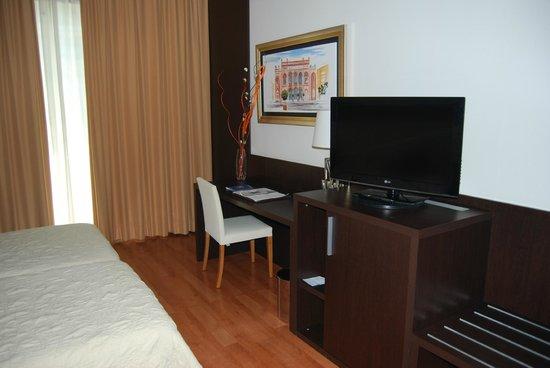 Monte Puertatierra Hotel: Habitación