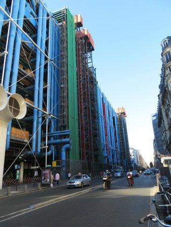 Fontaine Stravinsky: Pompidou
