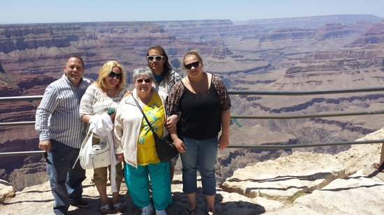 Holiday Inn Express Hotel & Suites Tucson: Went to Grand Canyon--GREAT VIEWS