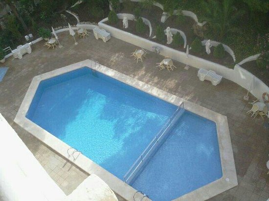 Blue Sea Calas Marina: Great pool :)