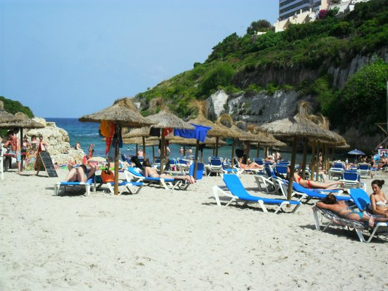 Complejo Calas de Mallorca: Beach