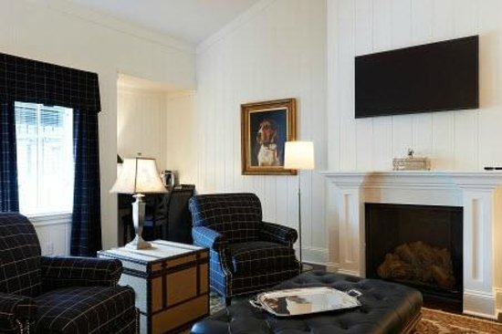 The Park On Main Hotel : Superior King Suite