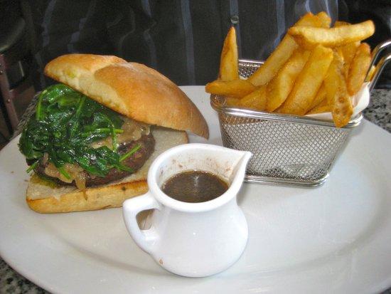 Burger Bar : Delicious...