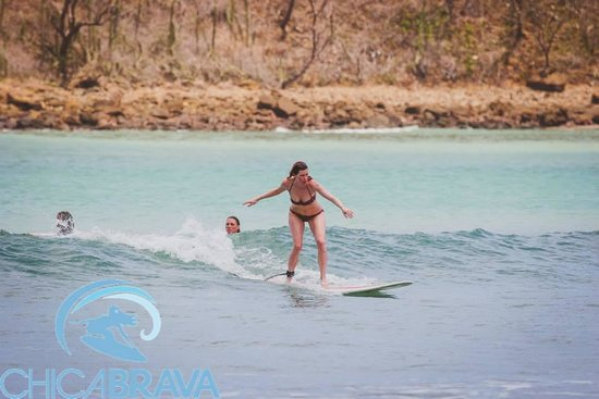 Chica Brava Surf Retreat: Miracles can happen