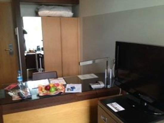 GOLD INN Adrema Hotel: interno camera