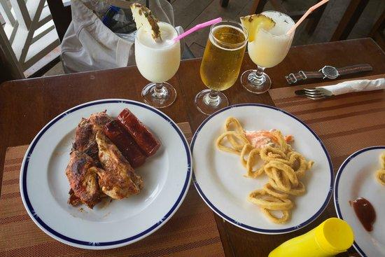 Melia Cayo Santa Maria : Beach Grill Restaurant - Lunch