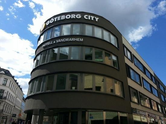 STF Goteborg City Hotel : stf goteborg city