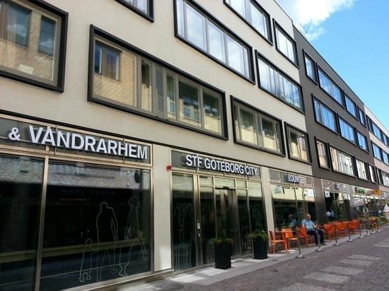 STF Goteborg City Hotel : entrada