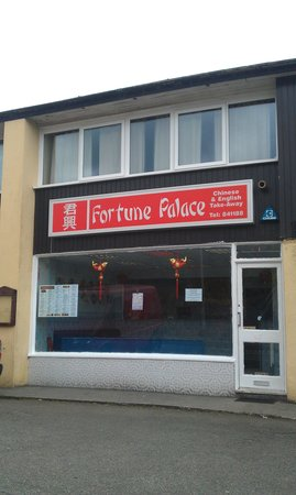 Fortune Palace Chinese Takeaway