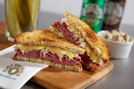 Goldbergs Fine Foods: Rueben