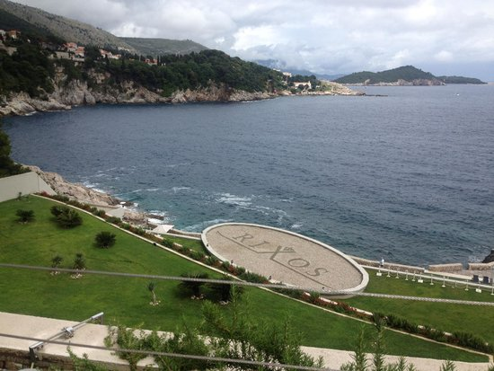 Rixos Hotel Libertas : Room from view