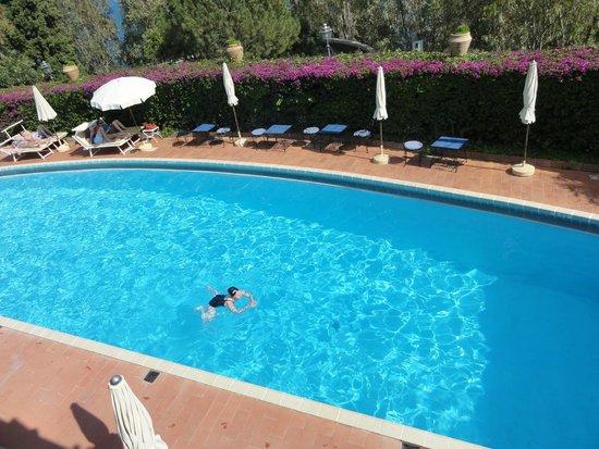 San Domenico Palace Hotel: Piscine, wifi gratuit