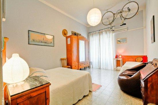 Boipeba Bed and Breakfast : Grey Room