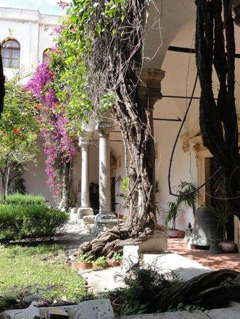San Domenico Palace Hotel: Ancien cloitre
