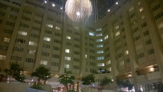 Hilton Prague: Atrium