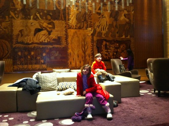 Metropol Palace, A Luxury Collection Hotel : Lobby