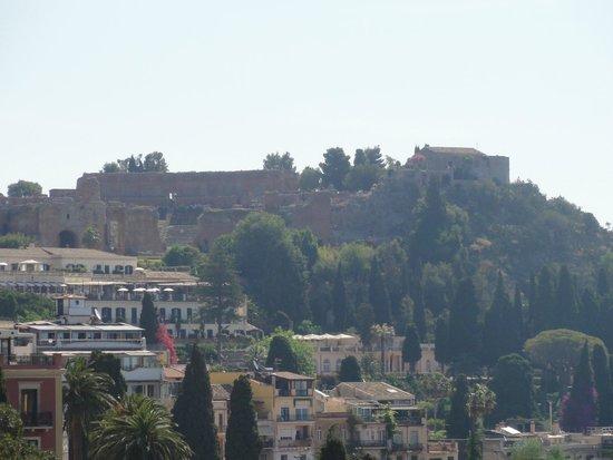 San Domenico Palace Hotel: Vue de la chambre