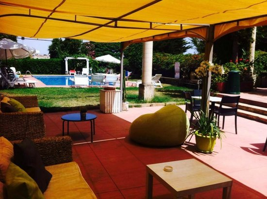 Residence Solemare: Zona Relax e Piscina