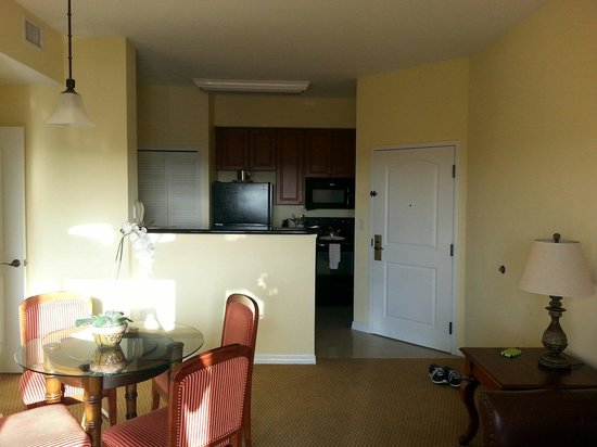 The Point Orlando Resort: One bedroom suite