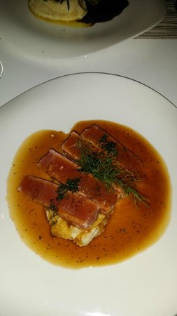 Oh Lala! : Butter Soy Tuna...divine!