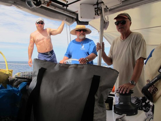 Radical Adventures: Captain Ed at the helm
