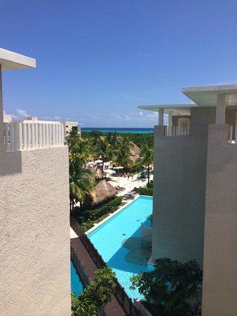 Paradisus Playa del Carmen La Perla: View