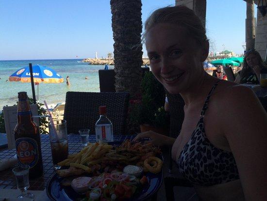Karousos Beach Restaurant: 👍