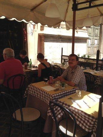 Ristorante Pizzeria Pasquino : nice atmosphere