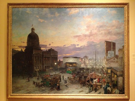 Indianapolis Museum of Art: Old Indy