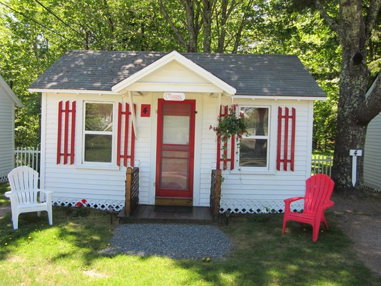 Rose Eden Cottages Bar Harbor Me Hytte Anmeldelser
