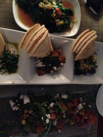 Rezaz Mediterranean Cuisine: Delicious!!