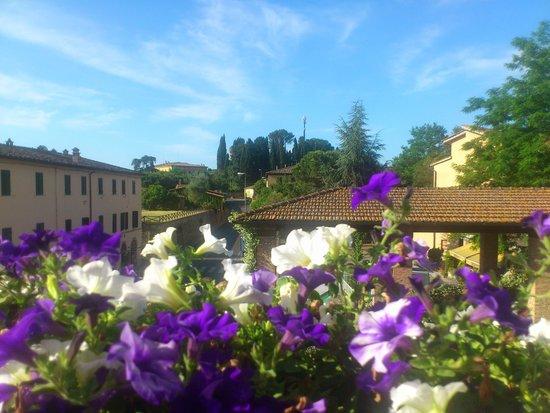 skyline - Foto di Soggiorno Lo Stellino, Siena - TripAdvisor