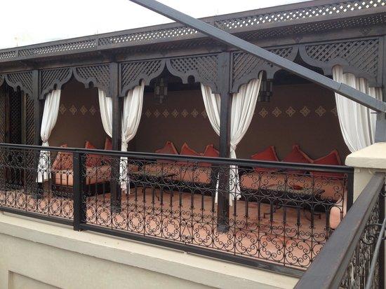 Riad le Clos des Arts : terrazo
