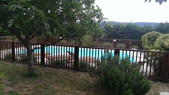 Memoires de Provence: Pool