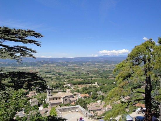 Memoires de Provence: View