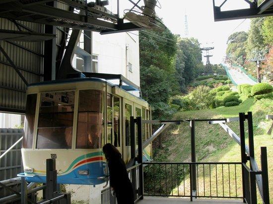 Matsuyama Castle Ropeway / Lift: ...